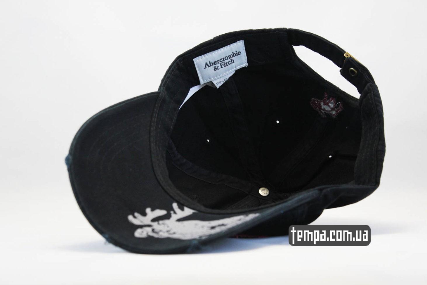 где купить оригинал киев кепка бейсболка Abercrombie Fitch 1892 Holister черная