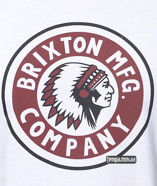 indian BRIXTON логотип украина купить одежду оригинал