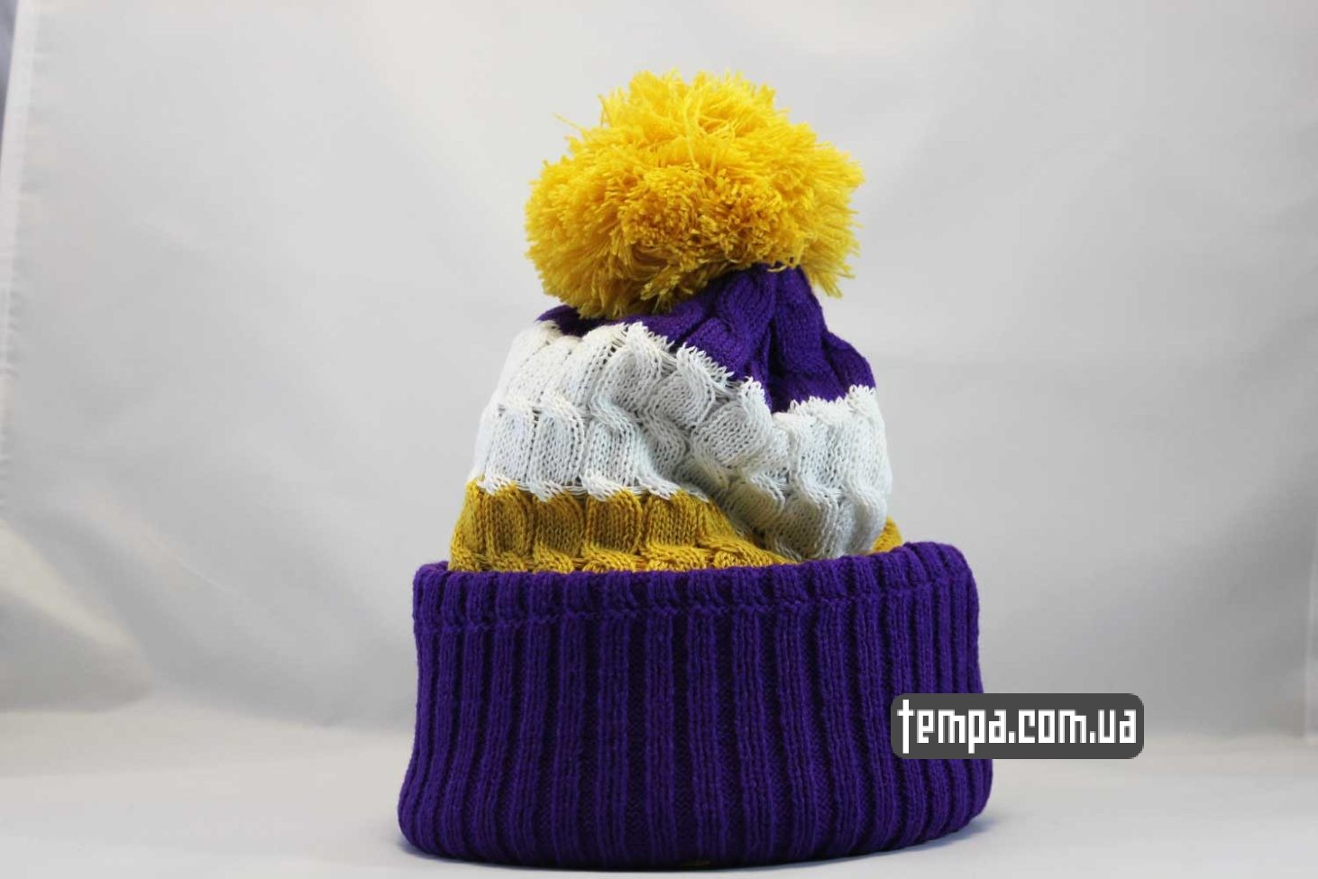лейкерс лэйкерс шапка beanie LAKERS Los Angeles NBA NewEra баскетбольная