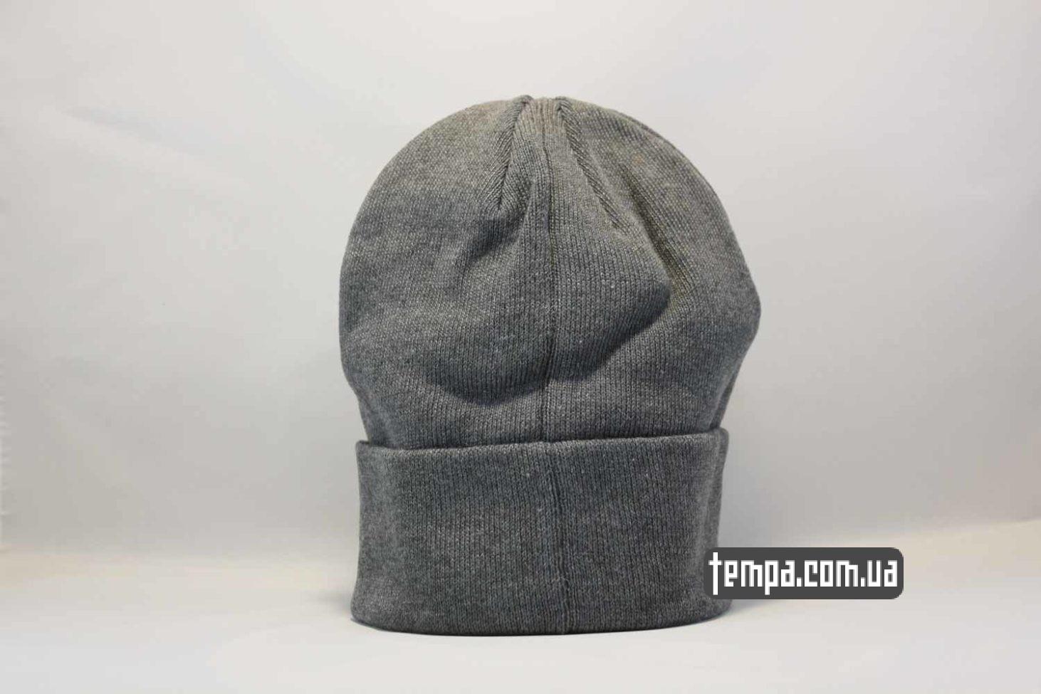 дикис купить украина шапка beanie Dickies grey серая купить Украина