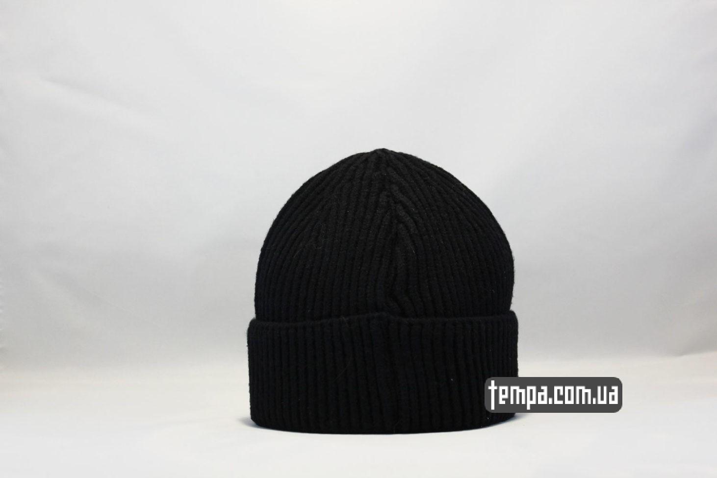 кархарт одежда оригинал шапка beanie Carhartt черная купить Украина