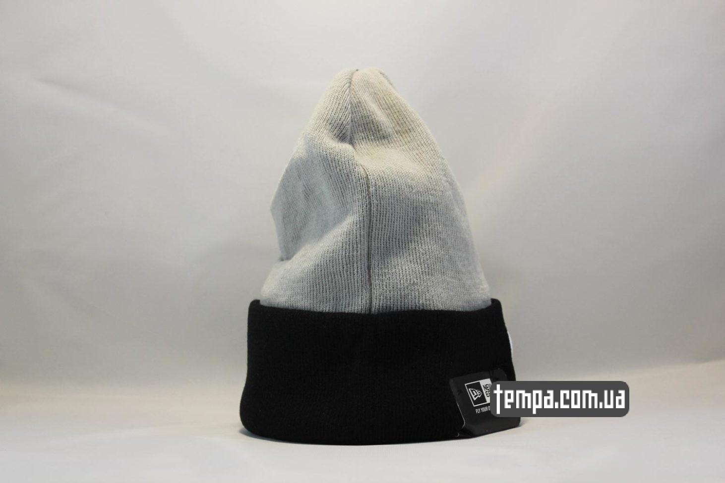 марвел одежда шапка beanie Punisher Каратель (Marvel Comics) New Era