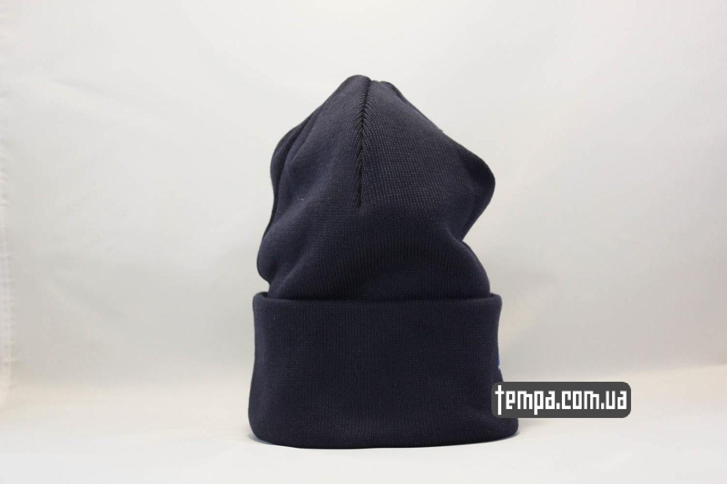 одежда дикис шапка beanie Dickies синяя купить Украина