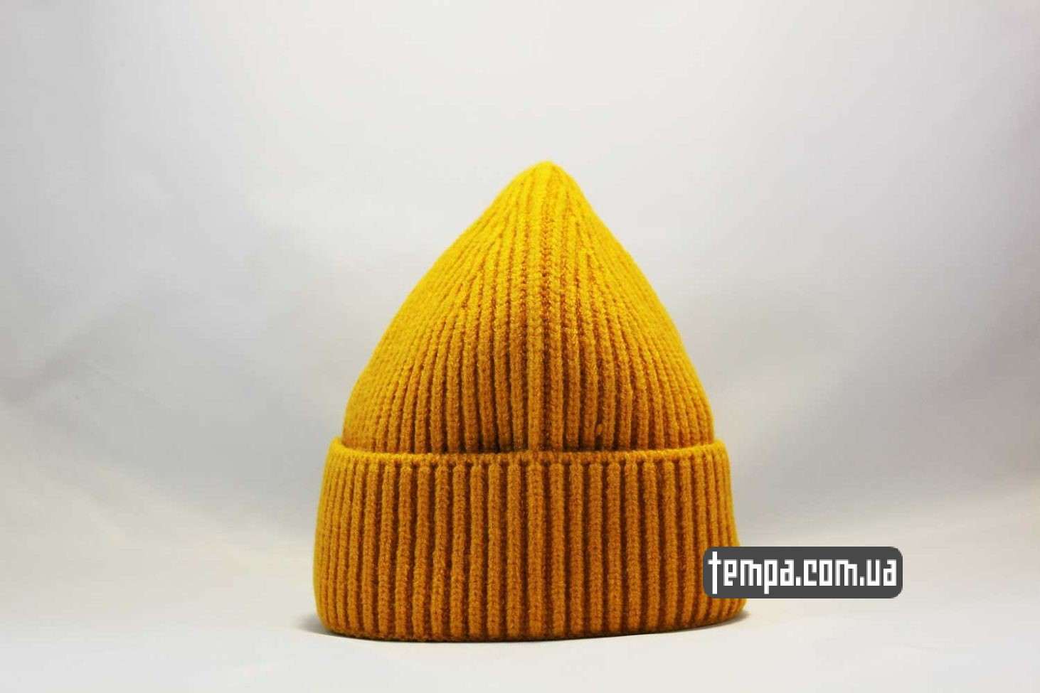 бини кархарт шапка beanie Carhartt оранжевая шерстяная