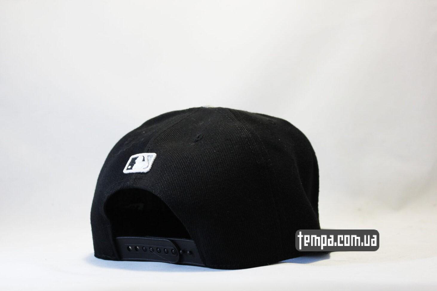 кепка snapback SOX new era 9fifty black черная купить заказать оригинал