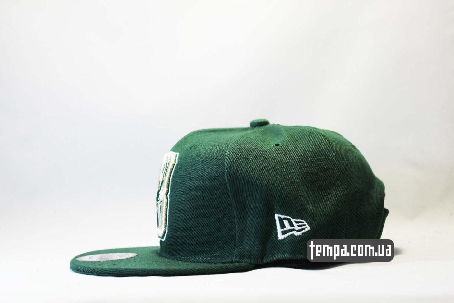 купить Украина кепка snapback Deer green New Era зелена baseball