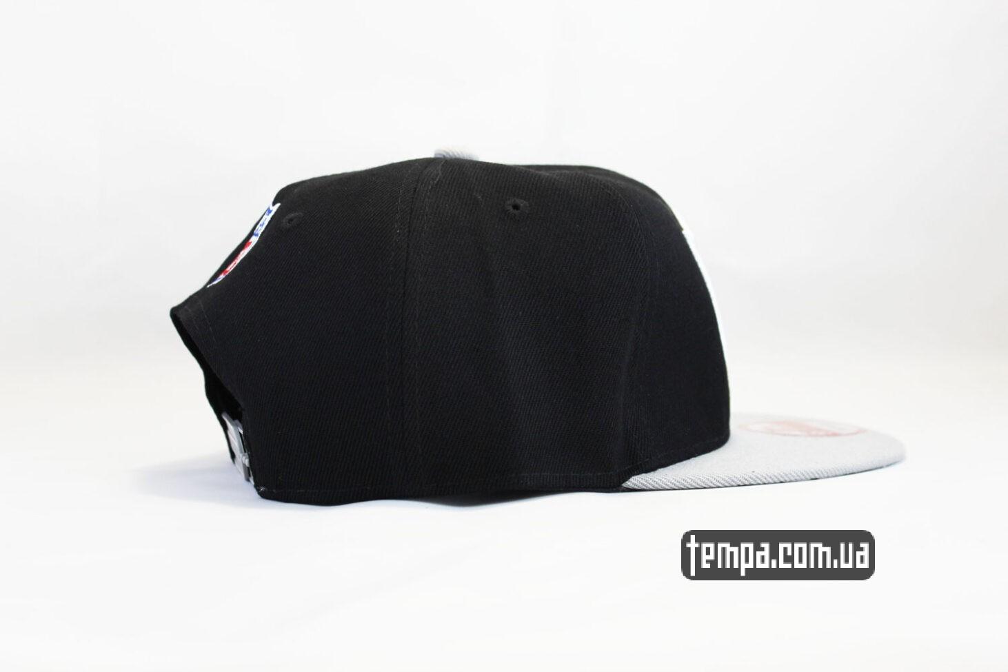 райдерс бейсболка кепка snapback Raiders New Era черная серая