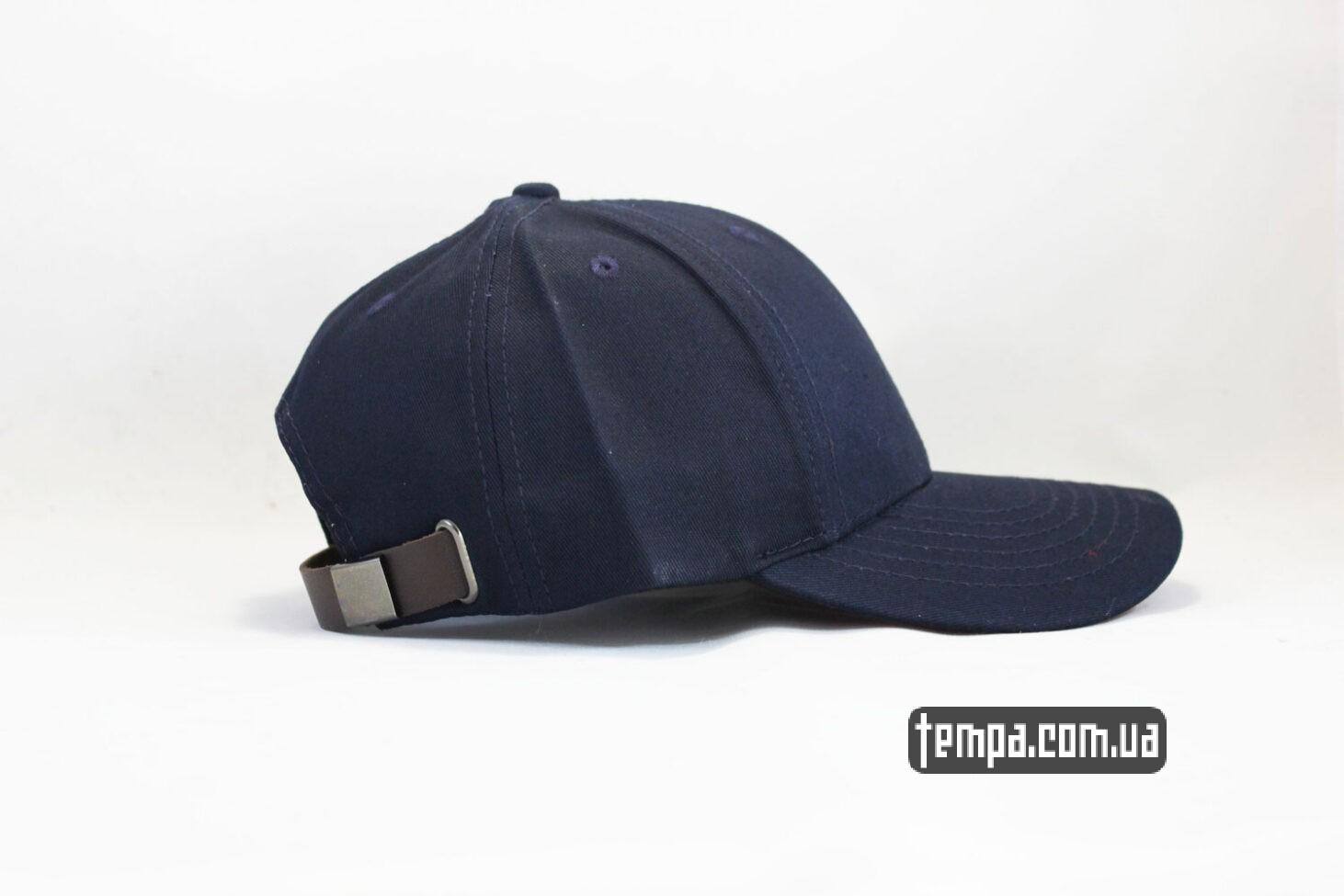 snapback кепка Champion snapback синяя с красны ободом-2