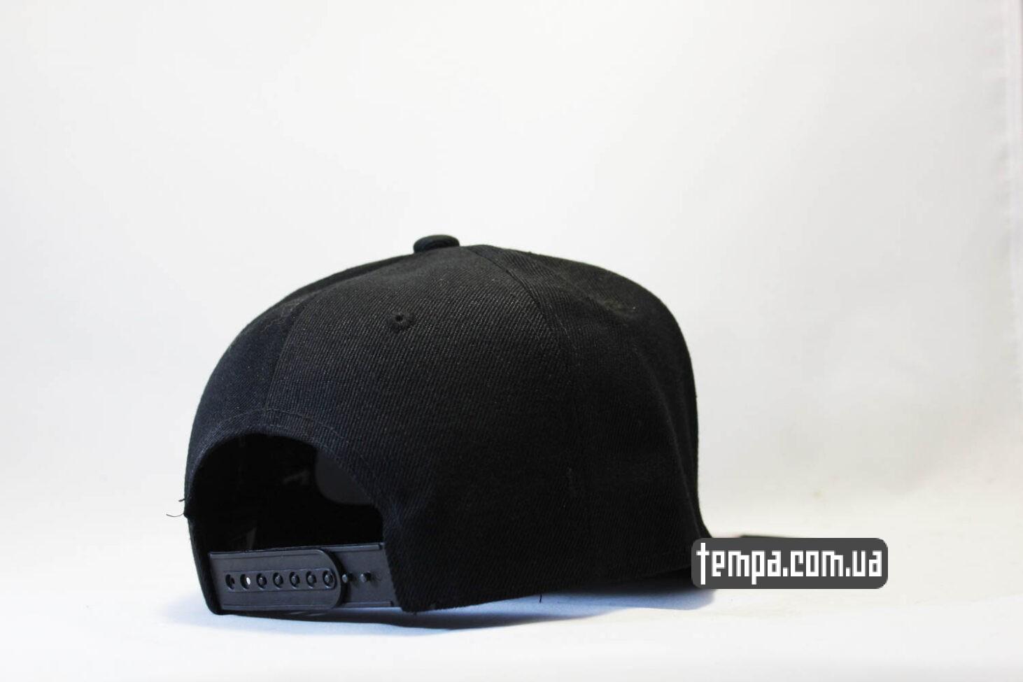 снебпки Украина купить кепка snapback SOX new era 9fifty black черная