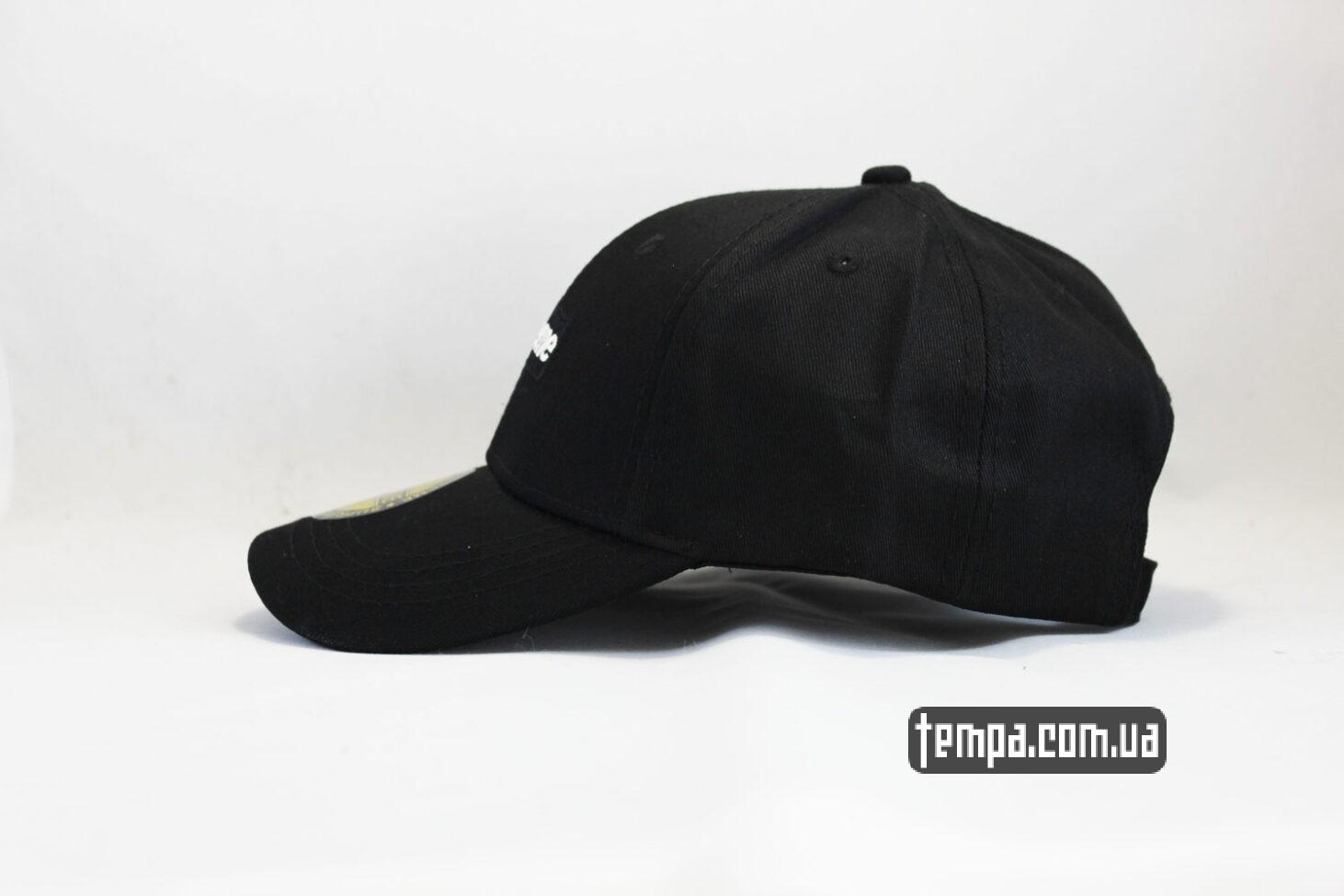 суприм украина кепка бейсболка supreme черный логотип суприм украина