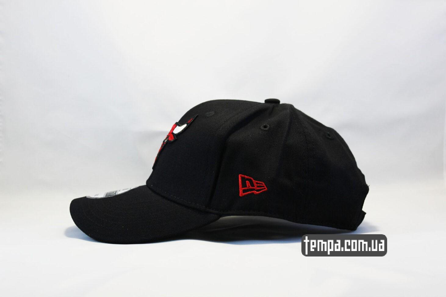 Нью Эра Украина кепка бейсболка chicago bulls черная new era 9twnty с быком