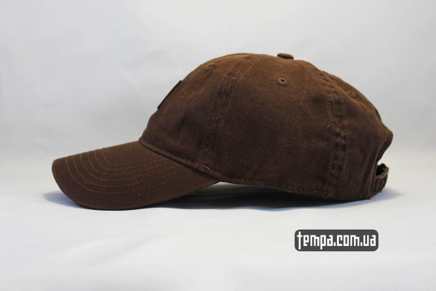 brown cap кепка снепбек коричневая бейсболка Carhartt купить Украина