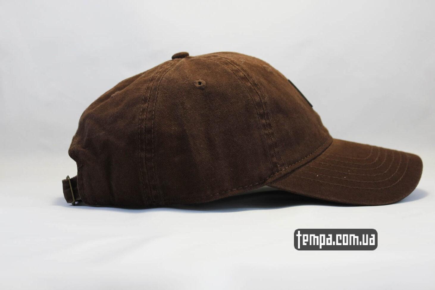 кепка бейсболка коричневая бейсболка Carhartt купить Украина