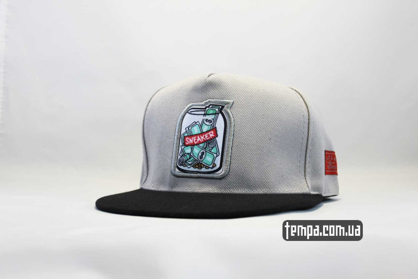 кепка snapback Sneaker Money Cayler And Sons