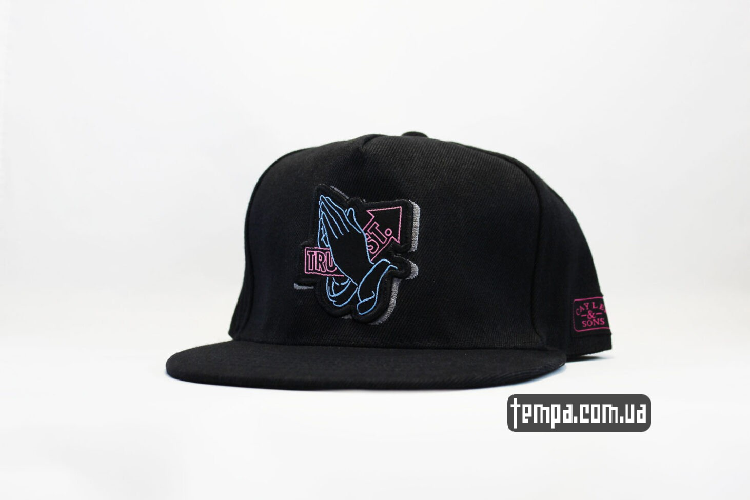 кепка snapback trust las vegas Cayler And Sons купить