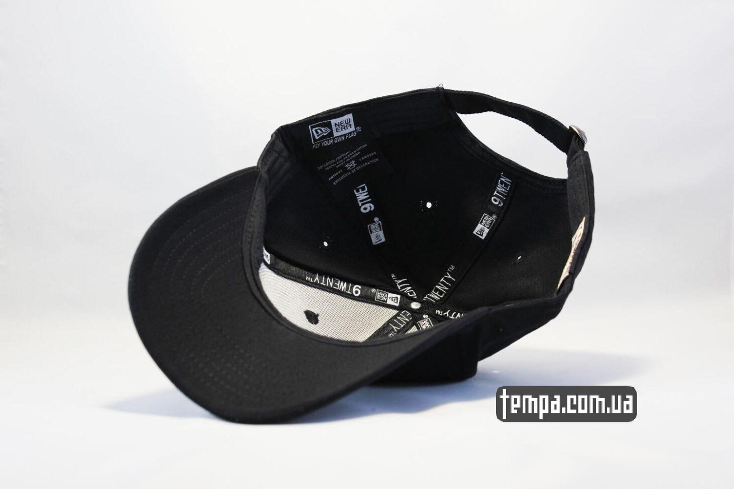 снепбеки украина кепка бейсболка chicago bulls черная new era 9twnty с быком