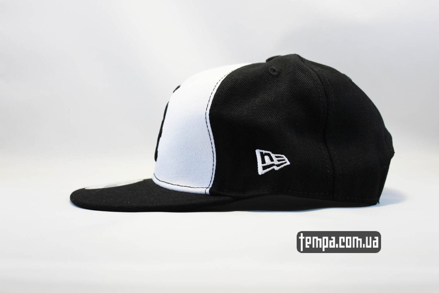бейсболная кепка snapback White Sox New Era 9fifty черно-белая