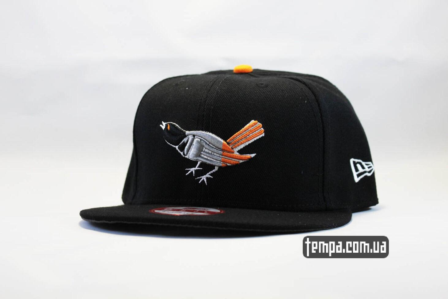 кепка Snapback NewEra pigeon с голубем 9fifty
