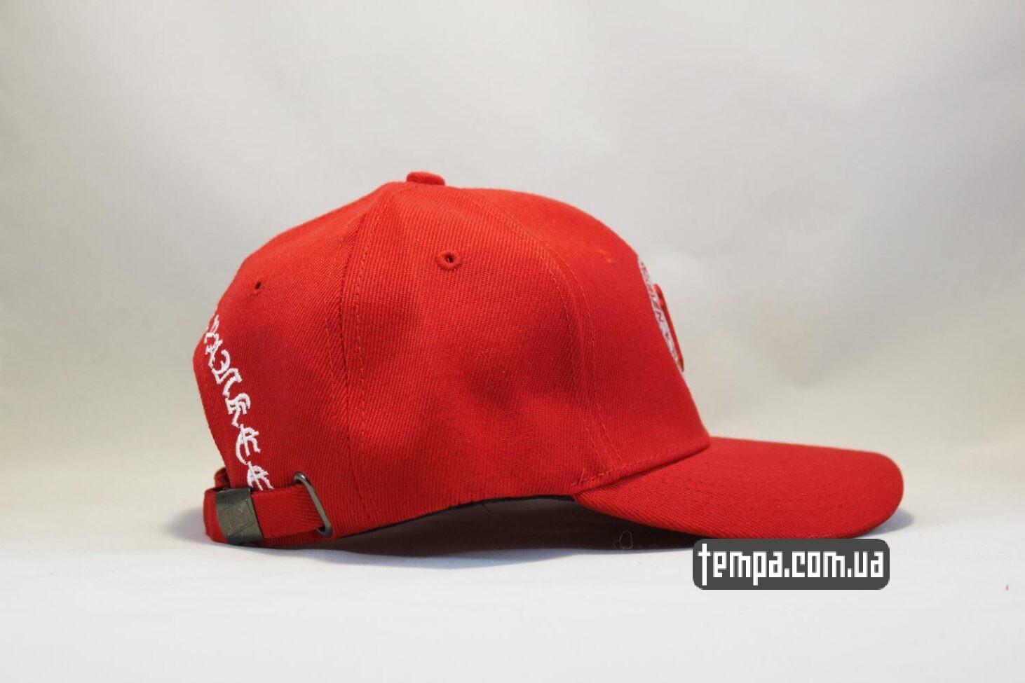 купить Украина кепка бейсболка New Era New Tork Yankees Red красная купить